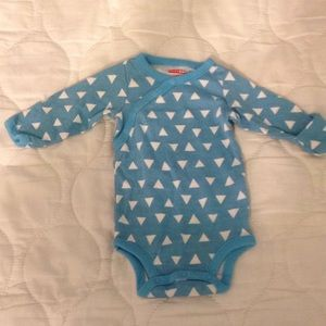 N.W.O.T. Skip*Hop Newborn Body Suit